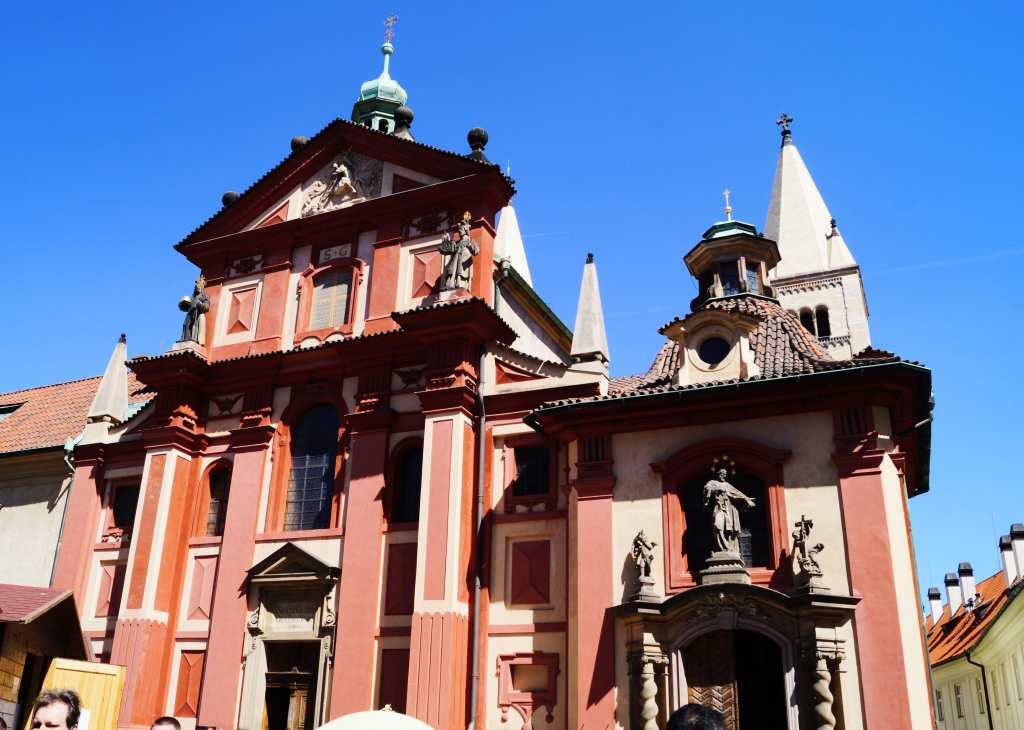 Basílica de San Jorge.